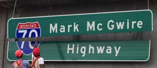 MarkMcGwireHighwaySign